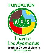LOGO FUNDACIÓN HUERTO LOS AYAMANES