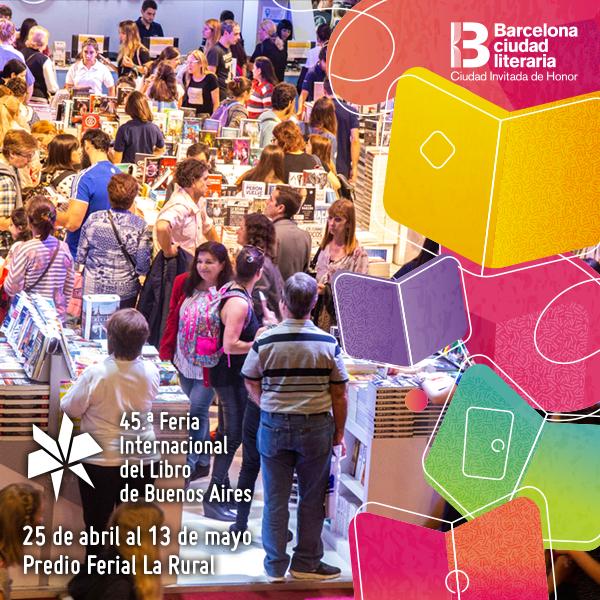 El reencuentro con los libros: Feria Internacional de Buenos Aires 2019