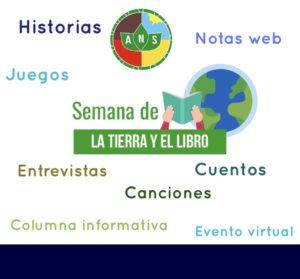 Read more about the article Semana de la Tierra y el Libro ONLINE