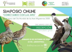 Read more about the article Por Las Aves Migratorias