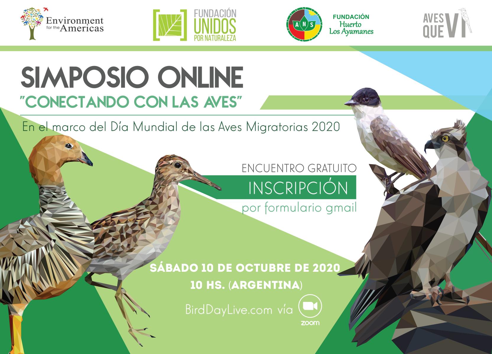 Por Las Aves Migratorias