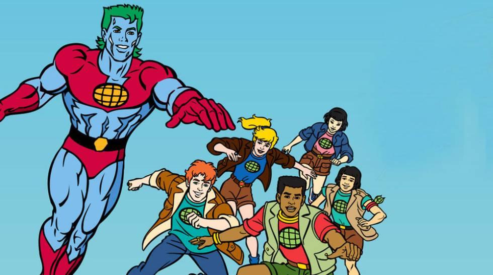 Héroes y villanos en la educación ambiental