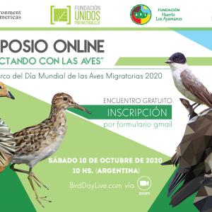 Simposio Online Conectando Con Las Aves