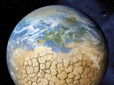Planeta afectado